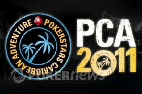 Ingen svensk bland de 173 klara för dag 3 PCA Main Event 2011
