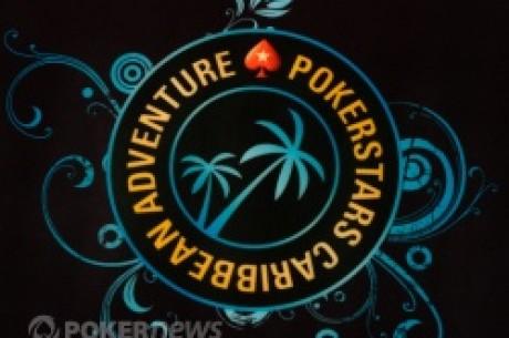 PokerStars Caribbean Adventure Main Event Dag 2: Kim Frederiksen Eneste Dansker Tilbage