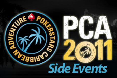 PokerStars Caribbean Adventure 2011: Resumo Side Events