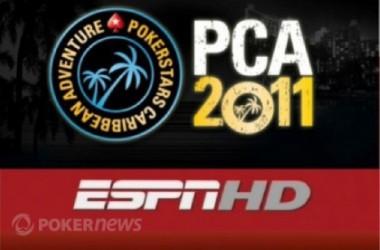 PokerNews.bg ще предава играта на ТВ финалната маса на PCA...