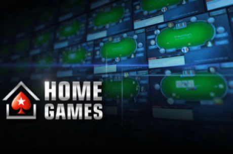 Nightly Turbo: Home Games no PokerStars, Akkari e Maridu nas Piscinas das Bahamas e Mais