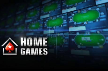 Nightly Turbo: Home Games no PokerStars, Akkari e Maridu nas Piscinas das Bahamas e Mais