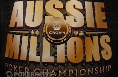 2011 Aussie Millions започна днес!