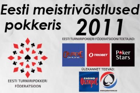 Täna algavad üheksandad Eesti meistrivõistlused pokkeris