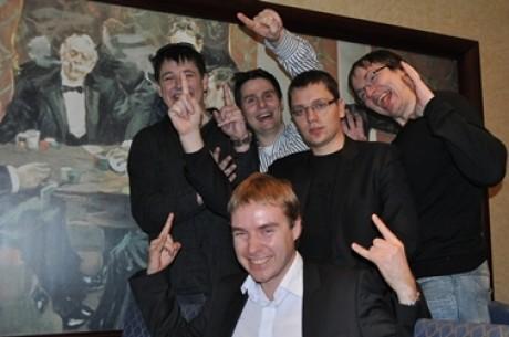 Eesti meistrivõistluste tiimiturniiri võitis Estonian Sharks