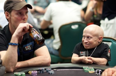 The PCA/amfAR Celebrity Poker Tournament