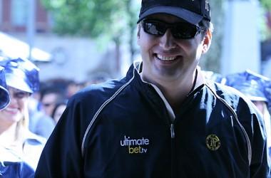 PokerNews penketukas: Philo Hellmutho nesusivaldymai