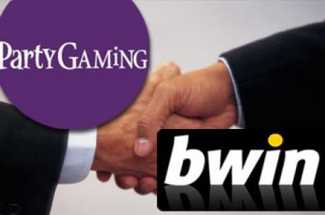 bwin и PartyGaming разкриха подробности по сливането си