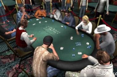 Ne visai rimtai: animacija apie pokerį