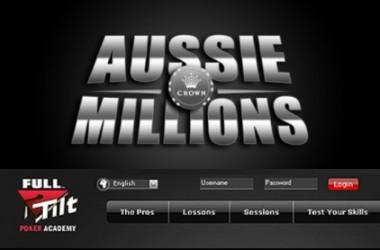 Full Tilt Poker Академия за онлайн квалификанти по време...