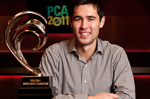 Galen Hall, campeón del PokerStars Caribbean Adventure 2011