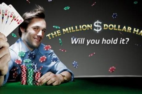 PartyPoker Weekly: Promocja Million Dollar Hand powraca