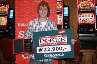 Pokerturnier News: CAPT Seefeld, Paradise Poker Tour und Neujahrs Poker Weekend