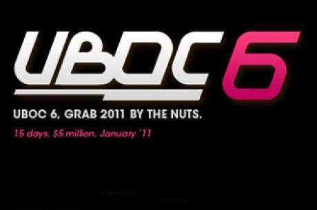 Първи големи онлайн покер серии за 2011 - UBOC 6