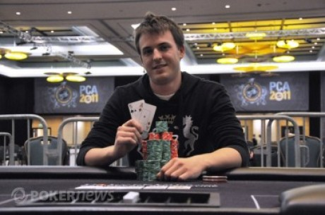 Макс Лыков занимает третье место на турнире...