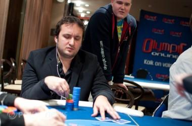 Paavo Korkka võitis oma teise Eesti meistritiitli