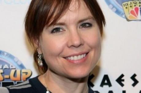Annie Duke, 成为职业扑克联赛领导。