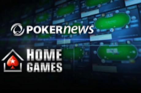 PokerNews LT savo lankytojus kviečia į Namų žaidimų lygą