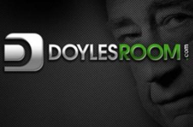 Залата на Дойл Брансън напуска мрежата на Cake Poker
