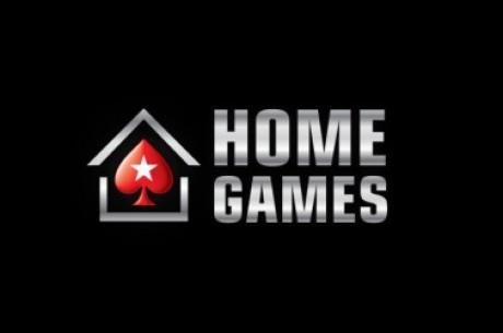 Osale kodumängudes PokerStarsis!