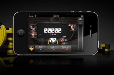 iPhone покер приложение с истинки пари от Bwin