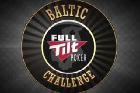 Antrame Full Tilt Poker.net Baltic Challenge sezone naujovių netrūks