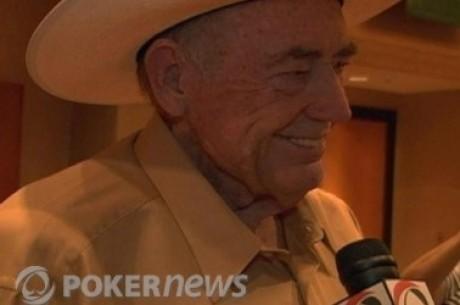 Doyle Brunson se stěhuje z Las Vegas
