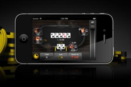 Zahrajte si poker na iPhonu
