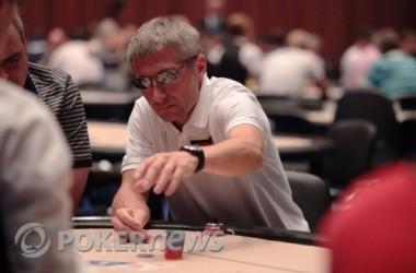 Николай Евдаков вылетел на 4-ом месте в турнире $25,000...
