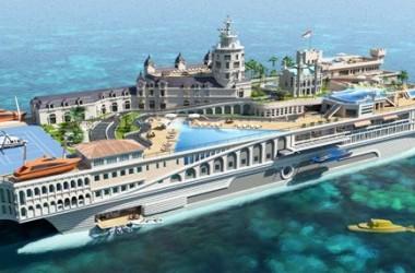Pókerezz Monte-Carlóban a tengeren!