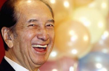 Kiszállt a szerencsejáték-iparból a milliárdos kínai, Stanley Ho