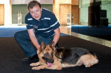 PartyPoker iknedēļas ziņas: Tony G ņem līdzi suni uz Aussie Millions, WPT Vīnes...