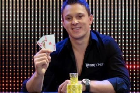 Aussie Millions $100 000 challenge'i võitis Sam Trickett