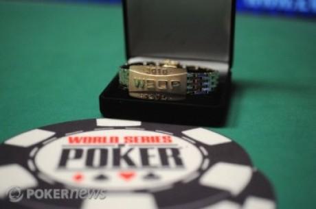 Harmonogram World Series of Poker 2011