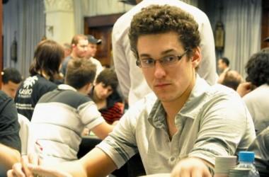 Европейски Покер Тур Довил, Ден 1А: Гийом Де Ла Горс е...