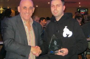 Claudio Devito Wins Dusk Till Dawn Grand Prix