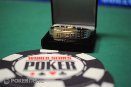 Agenda World Series of Poker 2011