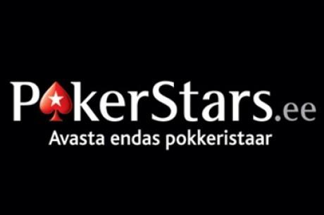 PokerStars.ee lisab pileteid live-turniiridele Tallinnas!