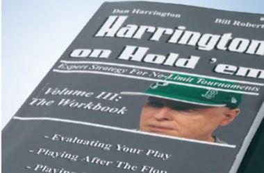 Pokera grāmatas: Dan Harrington - Harrington on Hold'em