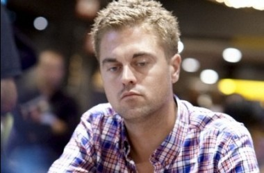 William Thorson leder inför Pot Limit Omaha final i Aussie Millions