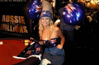 Around the World with Lynn Gilmartin: Aussie Millions Take #2