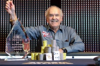 Gorr vinner rafflande Aussie Millions final, Antonius slutar åtta
