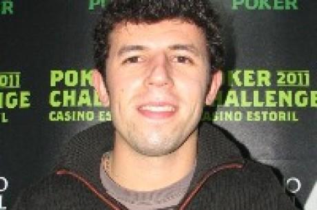 Casino Estoril Poker Challenge termina o Dia 1 com Nuno Moreira na liderança