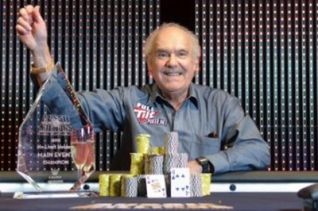 El australiano David Gorr gana el Main Event del Aussie Millions