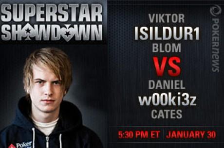 Daniel Cates vs. Isildur1 - bitva začala
