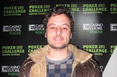 Gil Sousa vence a primeira etapa do Casino Estoril Poker Challenge