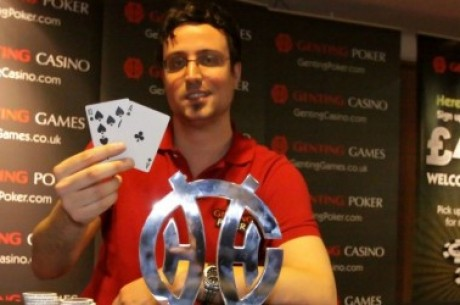 Genting Poker Announce Money Added £40,000 Spring Championships