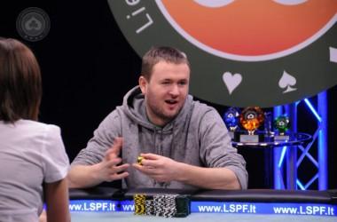 PokerioTV: Crazy Pineapple šalutinis turnyras ir nugalėtojo interviu