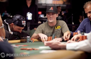 Eric Baldwin obnovil smlouvu s UB Pokerem