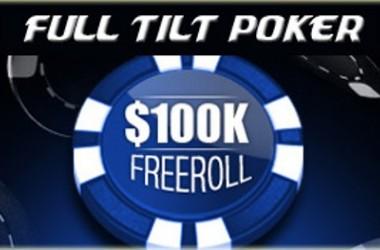 Full Tilt Poker фрийрол за $100,000 тази неделя - на това му...